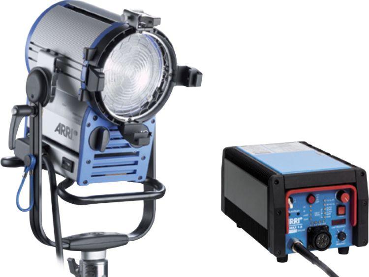 AlphaPlan-Artikel: ARRI True Blue D40 EB MAX Set VEAM