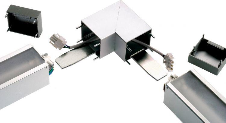 SLV Q-Line Eckverbinder