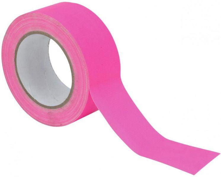 AlphaPlan-Artikel: ACCESSORY Gaffa Tape 50mm x 25m neonpink UV-aktiv