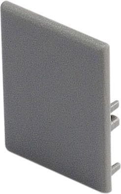 SLV Endkappen für LED Wandprofil, 2 Stück (links/rechts)