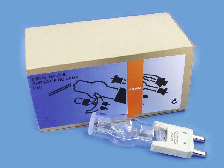 Osram HMI 2500/SE 115V/2500W G-38 500h