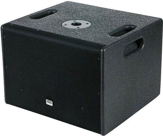 AlphaPlan-Artikel: DAP-Audio DRX-10BA Subwoofer -B-Stock-