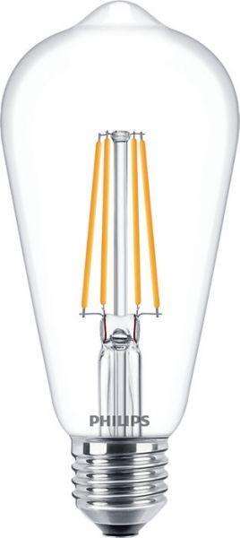AlphaPlan-Artikel: Philips Classic LEDBulb D 8-60W ST64 E27 827 CL