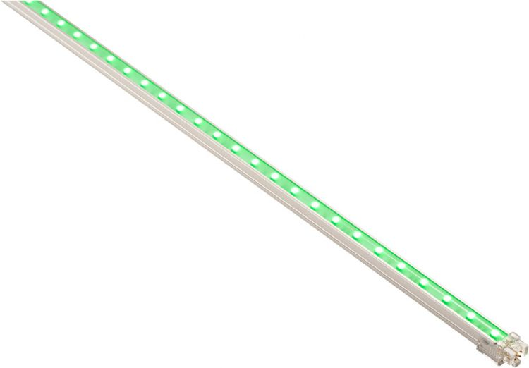 SLV DELF D Lichtbalken, 30 LED, RGB, L/B 50,5/1,5 cm, 24V
