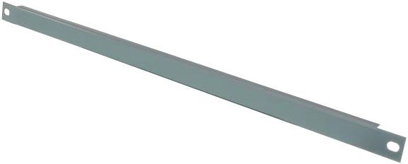 AlphaPlan-Artikel: OMNITRONIC Frontplatte Z-19U, Stahl, silber 0,5HE