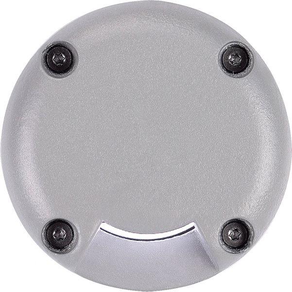 SLV Abdeckung für LED PLOT ROUND, 1 Beam, silber