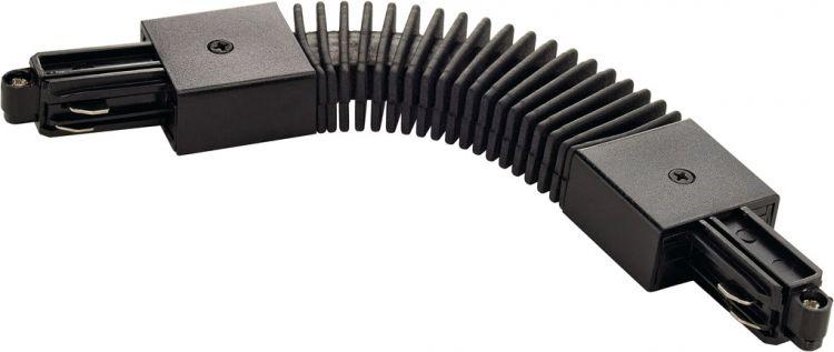 SLV Flexverbinder für 1-Phasen HV-Stromschiene, schwarz