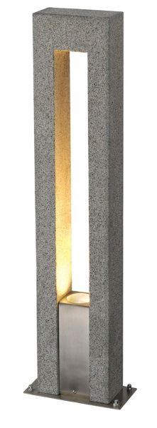 AlphaPlan-Artikel: SLV ARROCK ARC GU10 Stehleuchte, Granit, salt & pepper, GU10, max. 3