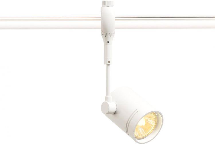 SLV BIMA 1 Spot für Hochvoltschiene  EASYTEC II, QPAR51, max. 50W, weiß