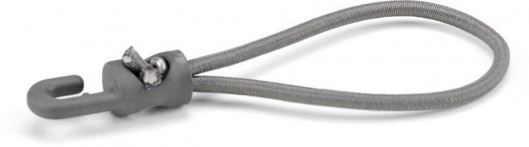 Riggatec Spannfix 4mm silbergrau 13cm