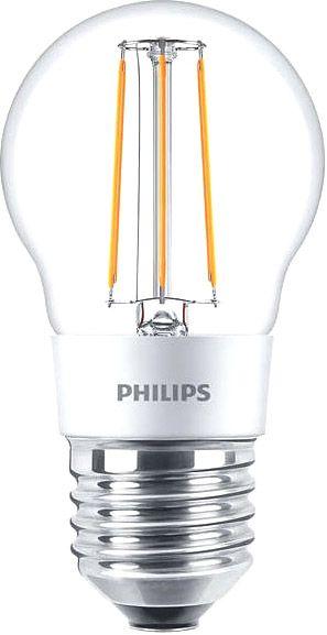 Philips Classic LEDluster 4,5-40W E27 827 P45 DIM