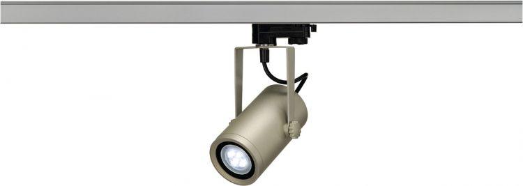 AlphaPlan-Artikel: SLV EURO SPOT INTEGRATED LED, 4000K, 24°, inkl. 3P.-Adapter, silberg