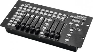 DMX control panels