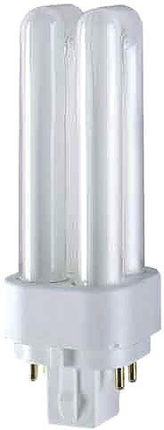 Osram Leuchtstofflampe G24Q-1 DULUX D/E 10W/830
