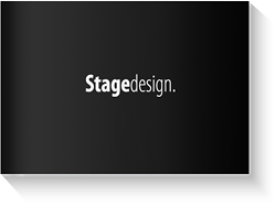Folleto Stagedesign